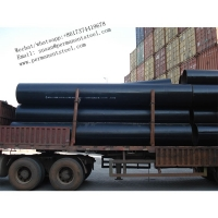 China Best price API standard Large diameter LSAW carbon steel pipe/Welded Tube API 5L X56 PSL2/oil field pipe on sale