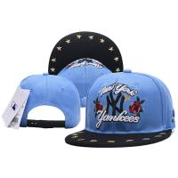 Best In stock baseball cap ny hiphop caps male and female caps wholesale