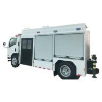 China Lifting Light Fire Truck Parts Emergency Rescue Vehicle Tank Capacity < 3000L on sale