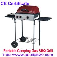Buy cheap Camping Gas Barbeque plus side burner from wholesalers
