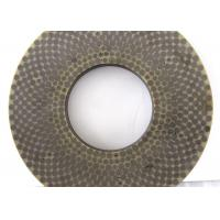 China Large Diameter Vitrified Bond Grinding Wheels , End Face Use Vitrified CBN Grinding Wheel on sale