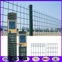 China China ready stock euro fence mesh Pvc coating made in china on sale