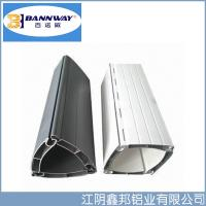 Best Good Quality Shutter Door Aluminium Profiles wholesale