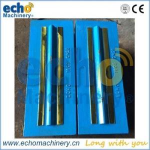 China white cast iron mining crusher hard blow bar on sale
