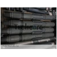 Best AISI Alloy Steel Oil Drilling Tools Radial Shock Absorber 1170mm Length wholesale