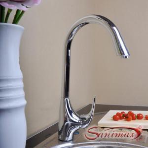 Best Brass Single Lever Kitchen Faucet (SMX-90606-1) wholesale