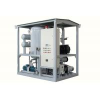 ZJA Series High Efficiency Double Stage High Vacuum Transformer Oil Purifier