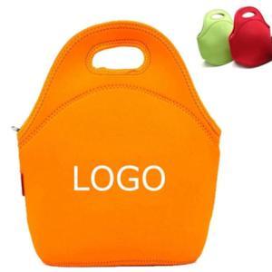 Best Custom Eco-friendly neoprene insulated kids lunch bag.Size:30cm*30cm*16cm wholesale