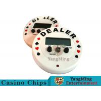 China Factory Produce Service Texas Hour Meter Casino Poker Table Games Call Bell on sale