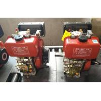 Best 3.8HP 3600rpm Low Noise Diesel Air Cooled Engines , Agricultural Diesel Engine wholesale