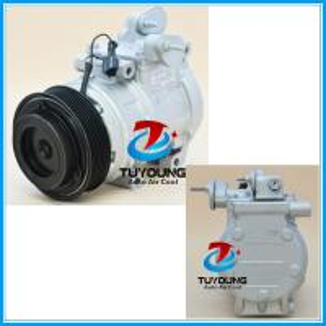 Best 10PA17C Auto ac compressor fit KIA SORENTO I (JC) 2.5 CRDi 4 seasons 97849 98849 16150-17700 97701-3E000 97701-3E300 977 wholesale