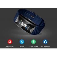 Buy cheap Digital Sport Bracelet Watch Fitness Tracker Long Time Standby Heart Rate from wholesalers