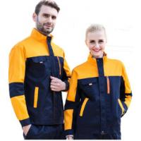 China Winter Mens Work Jacket For Oil Industry Printed / Woven Logo Various Color on sale