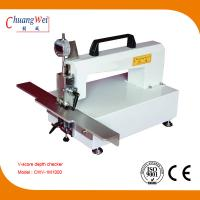 China V - Score Depth Checker Tube Cutting Machine With High Precision Measuring Scale on sale