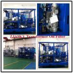 Best Small Offline Transformer Oil Recycling Plant, Zja Transformer Oil Recycling Machine wholesale