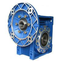 Best NMRV small worm gear drive with shaf  flange input output worm gear reducer wholesale