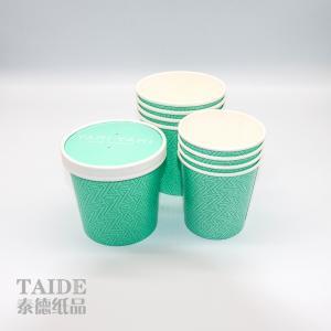 Best Custom 18 PE 32oz Disposable Soup Eco Friendly Paper Cups wholesale