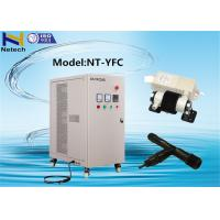 Best 110V PSA Air Cooling Ozone Generator Water Purification , Wastewater Treatment Purification wholesale