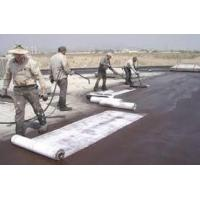 Best High Intensity Pet Geotextile , Weed Suppressant Fabric Membrane For Road Construction wholesale