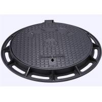 Best Round Type Internal Sealed Drain Covers Double Seal Medium Duty Manhole Cover wholesale