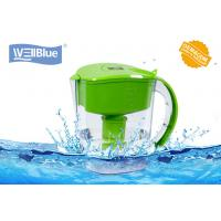 Best Household Plastic Alkaline Water Pitcher With Non Electric Eco Friendly wholesale