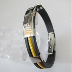 Best Magnetic Rubber Bracelets for Men wholesale