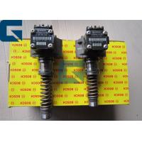 Cheap High End Common Rail Injector , Volvo 20460075 Fuel Pump Injector Unit 0414750003 for sale
