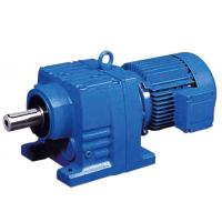 China R Series Promotional Durable Rigid Tooth Industrial Flank Gearbox Speed Reducer Helical Reducer wholesale