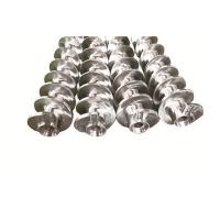 China Cylinder Injection Molding Machine Screw For Polypropylene Plastic on sale
