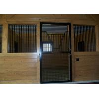China Jinghua  portable horse stall stable door kits for sale  with sliding door on sale