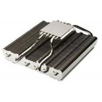 China CPU Cooling LED Light Copper Pipe Heat Sink Anodized Treatment Stacked Heatsink on sale