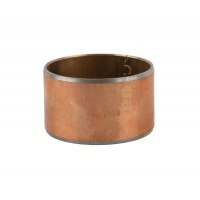 Best Double Butterfly Welded Joint Sintered Bimetal Bearing Bushes Cylindrical wholesale
