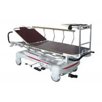 China Luxurious Transfer Hospital Patient Emergency Stretcher Trolley Medical Ambulance Trolley (ALS-ST007 on sale