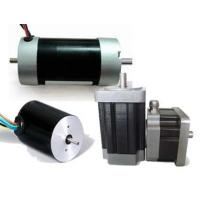 Best 2 Poles Permanent Magnet Brushless / Brushed Dc Electric Motor , 5w - 1200w wholesale
