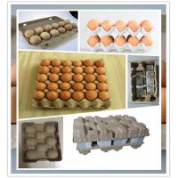 Cheap 350 -3000 Pcs / H Pulp Egg Tray Making Machine With High Production Speed for sale