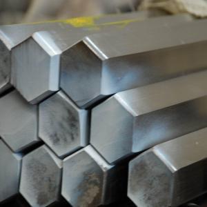 Cutting Deformed Hexagonal Steel Bar , Cold Finished Steel Bar 17-4PH / 17-7PH