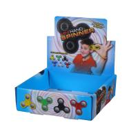 China Display Sturdy Cardboard Boxes With Lid Big Capacity Single Layer Promotional on sale