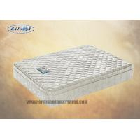 Best Anti - Dust Hotel Style Mattress Topper With Two Layers Bonnell Spring wholesale