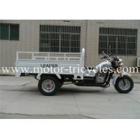 Best Air Cooling Engine Eec Tricycle Three Wheel , Cargo Motor Tricycle Optional Color wholesale
