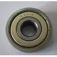 Best 6301 ZZ/2RS Deep Groove Ball Bearing , High Preccison Sleeve Bearing For Electric Motors wholesale