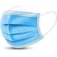 Buy cheap 3 ply Doctor Surgical Face Mask 3 Layer Ply Meltblown Filter Mouth Disposable from wholesalers