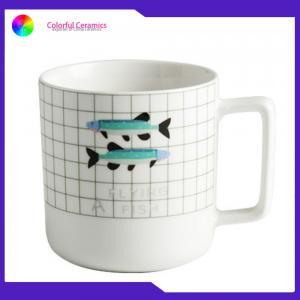 Best Kids Ceramic Promotional Gifts Mugs Microwave / Disherwasher Safe 350ml Capacity wholesale