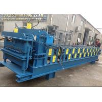 China Automatic Roofing Sheet Roll Forming Machine Double Layer Corrugated and IBR on sale