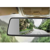 Best Dual Hd Dash Cam Video Recorder Rearview Mirror Parking Assistance Anti - Fog wholesale