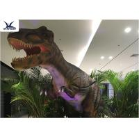 Best Sunproof / Waterproof Life Size Jungle Animals With Infrared Sensor / Remote Control wholesale