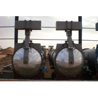 Best AAC Chemical Autoclave with saturated steam and condensed water with high pressure and temperature wholesale