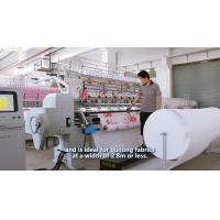 China Textile Single Head Quilting Machine For Air Conditioning Quilt , 2.8m Quilting Width on sale