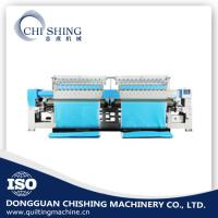 Best Multi Head Quilting And Embroidery Machine , 34 Heads Flat Embroidery Machine wholesale
