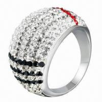 Best Crystal Ring, OEM/ODM Orders Welcomed wholesale