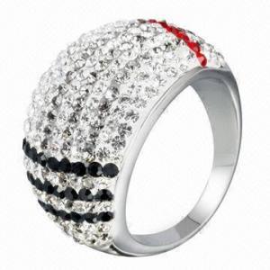 Best Crystal Ring, OEM/ODM Orders Welcomed wholesale